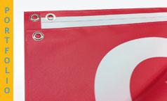 Banderoles – banderole – banderole publicitaire – banderole pas cher – bache publicitaire
