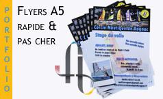 Flyer pas cher – Flyers pas cher – Tracts – Prospectus – Haut de gamme – Indéchirable