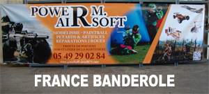 banderoles publicitaires pour asociation sportive
