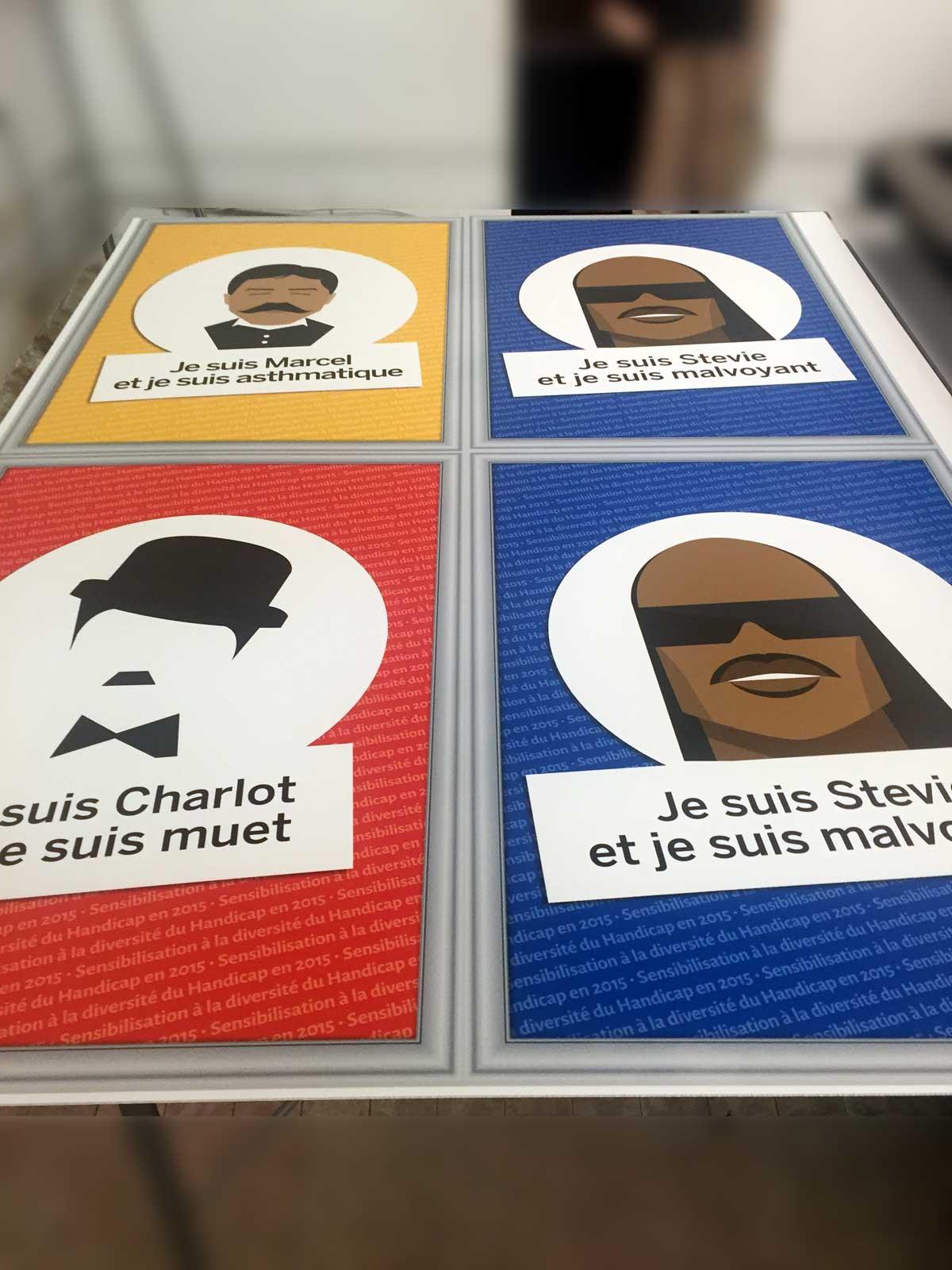 Panneau akilux pas cher for Pancarte publicitaire exterieur