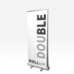 rollup double le roll-up recto verso