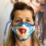masque barrière femme