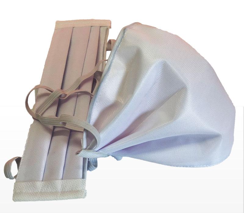 masque barrière réutilisable lavable en machine