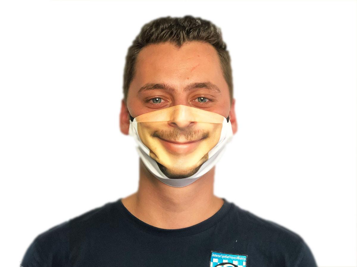 Masque barrière  visage