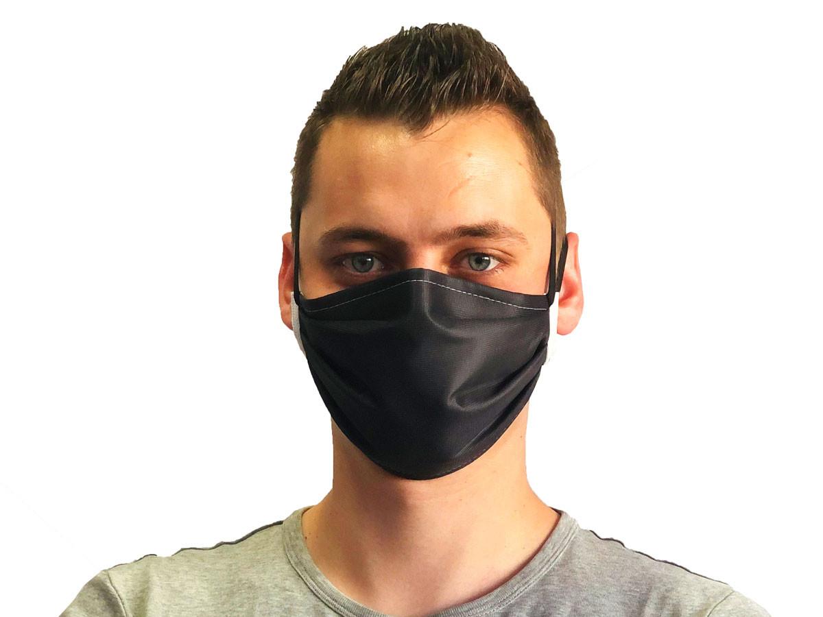 Masque barrière noir