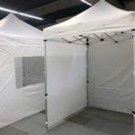 fabricant tente COVID-19